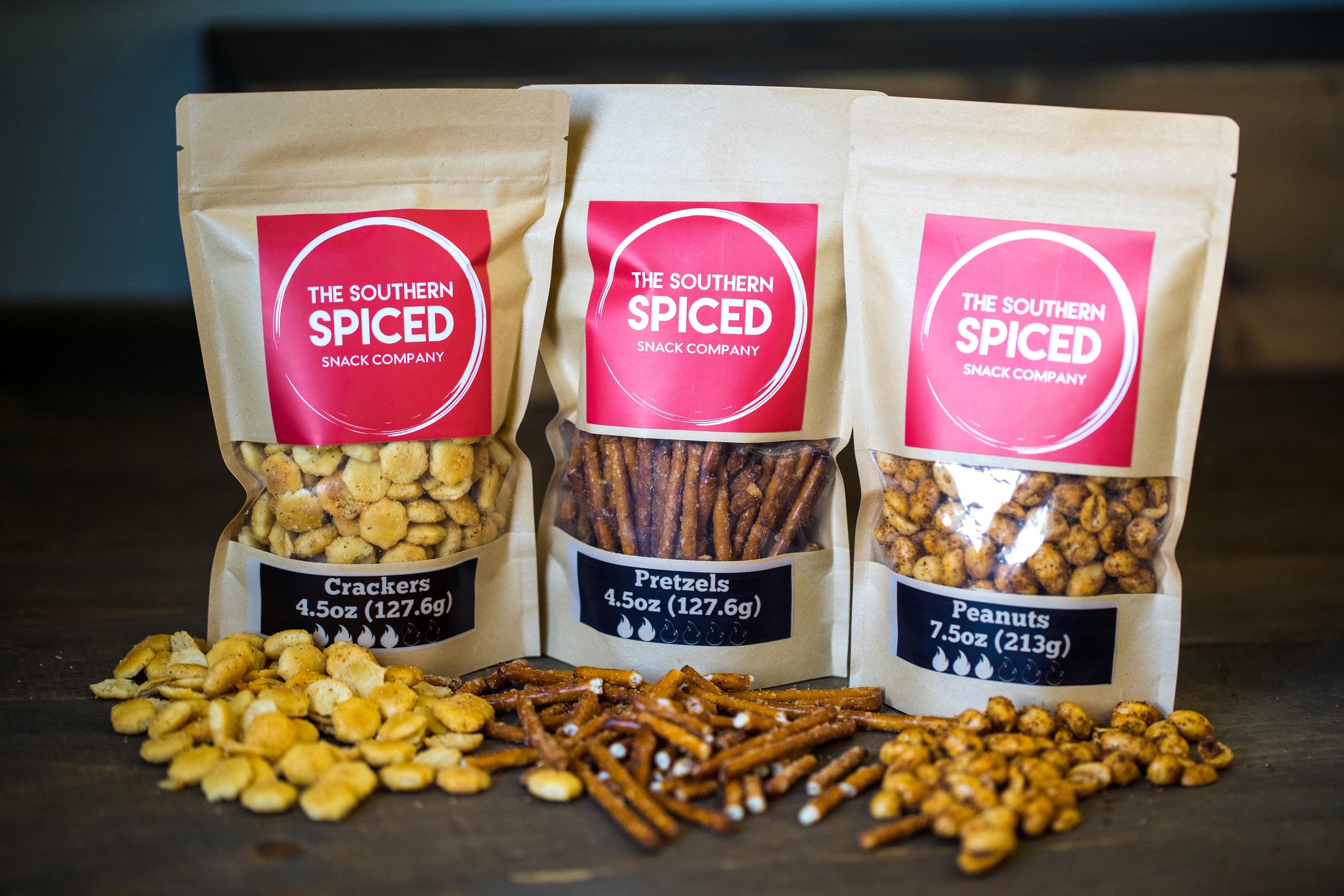 The Southern Spiced Snack Company