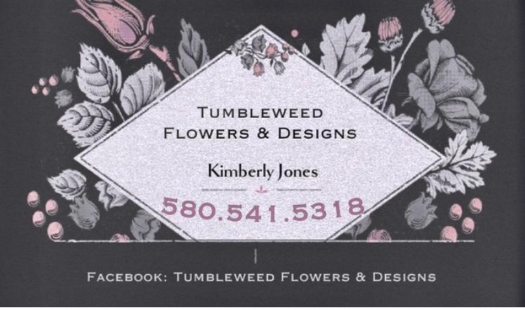 Tumbleweed Flowers & Designs